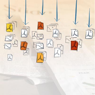 Eine Million ePaper-Ausgaben von Tageszeitungen