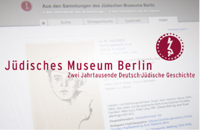 Referenz für das Jüdische Museum lesen